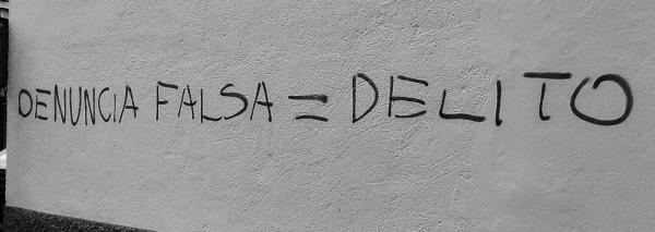 DENUNCIA FALSA Y SIMULACIÓN DE DELITO