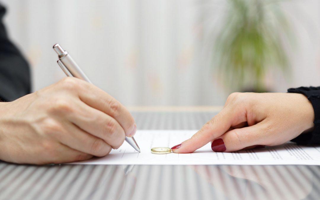 El divorcio ante Notario.