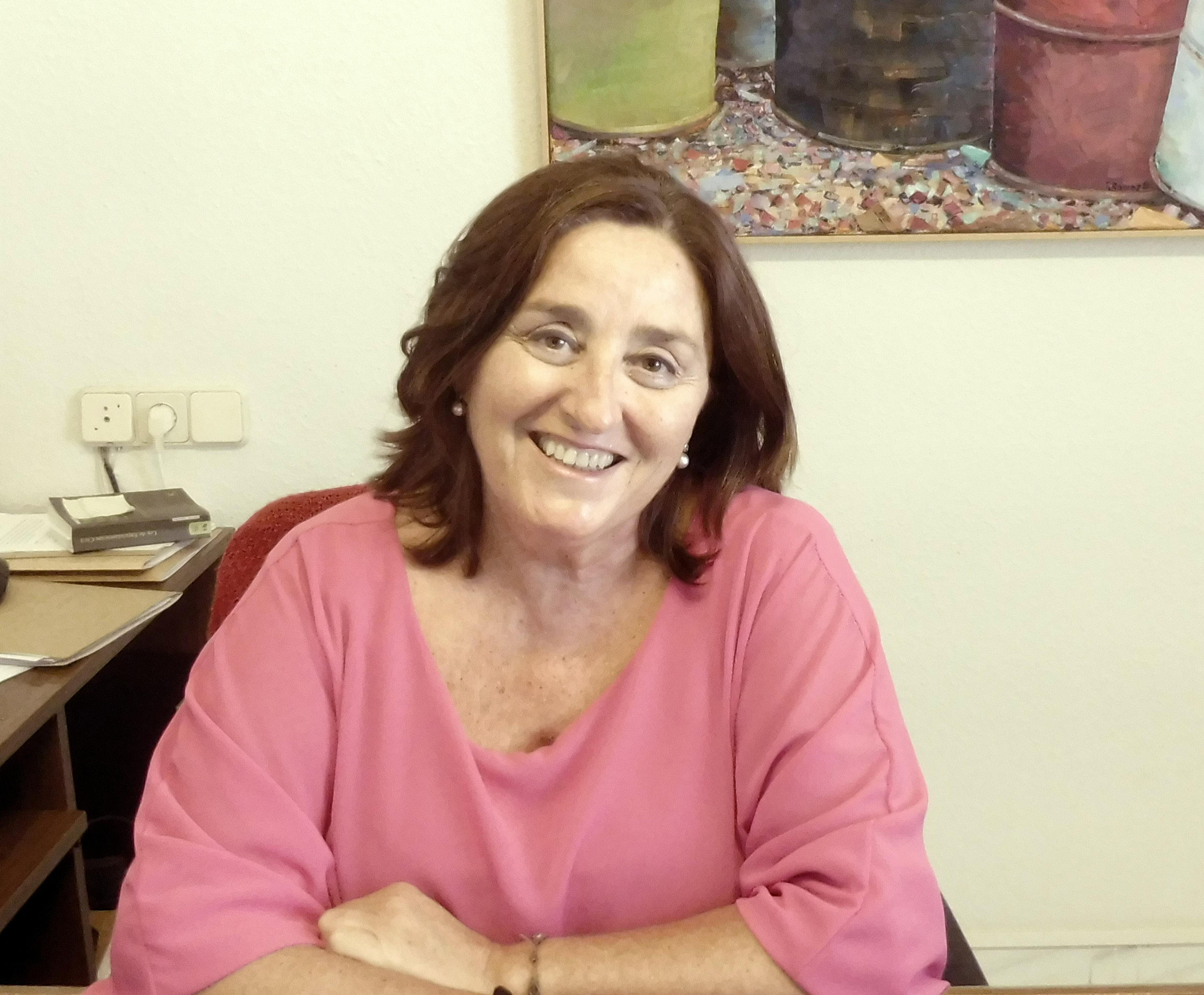 Isabel Bustos Jiménez
