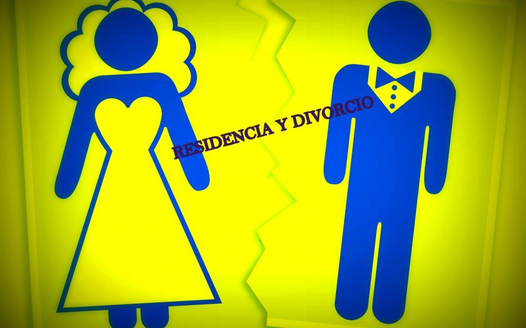 ALT+DIVORCIO Y RESIDENCIA